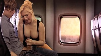 Taboo Airplane Blowjob Step Sister Fifi Foxx