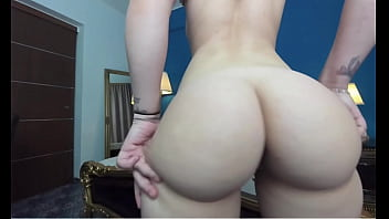 Amazing Ass on Webcam