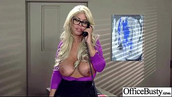 Big Tits Girl (bridgette b) Bang In Office Hard Style clip-09