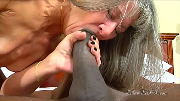 Just Fucking - interracial creampie milf