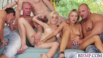 Bi sexual actresses Horny bi gangbang action