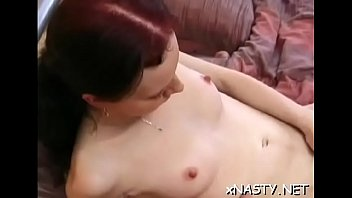 Insatiable young blonde Kat is sex-toy her tight muff