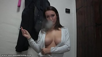 Lauren Louise Marsh smoking 8 (JS)