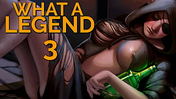 WHAT A LEGEND #03 - A naughty fairy tale