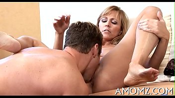 Free mom and son sex videos Mommy receives her anal creampied