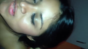 Mexican whore cumshot facial