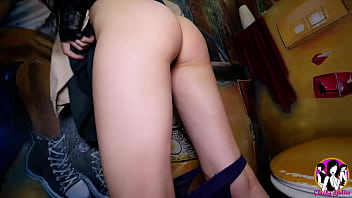 Extremly Sexy fashion model Nadya makes porn to get more followers