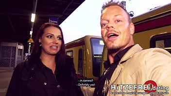 HITZEFREI.dating  ► JOLEE LOVE picked up at train station & banged her in the morning ◄ Crazy OUTDOOR and PUBLIC SEX