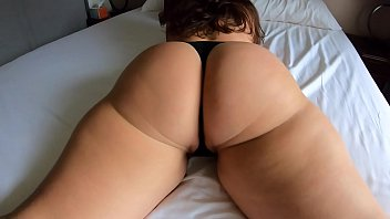 Stepdaughter Makes Daddy Cum All Over Her Big Ass