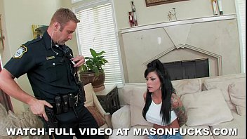 Mason Moore Fucks Her Way Out Jail