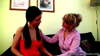 CoverOld teacher just needs some caress from these sweet teen girls