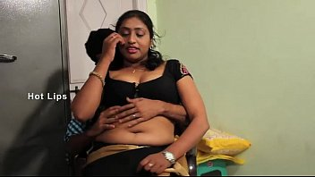 Village Aunty illegal Affair Wit Young Servent