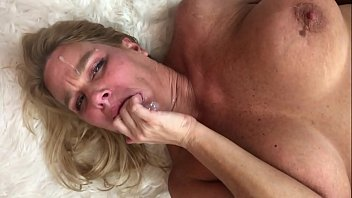 MILF Eats Full & Partial Loads of Cum