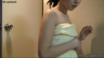 Japanese Teen Shower Room Voyeur