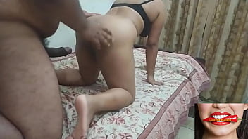 Village desi bhabhi sucking cock and getting fucked for free.