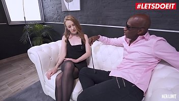LETSDOEIT - Intense Rough Anal With BBC For Sweet Teen Girl Emma Fantazy
