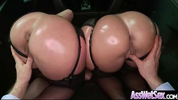 Oiled ass com