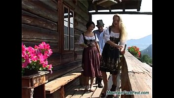 busty german babes make male tourists feel like in heaven