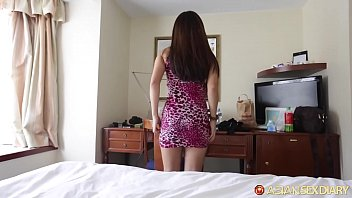 ASIANSEXDIARY Big Tit Filipina Shoves Big Dick In Her Tight Pussy thumbnail