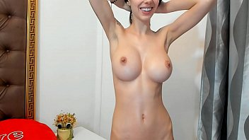 Big Natural Boobs Play , Fuck Tits Spit And Oil Them .Hotfallingdevil Live Show