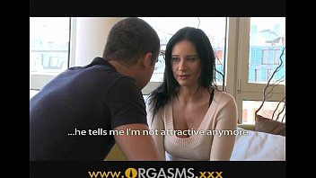 ORGASMS Mature woman with big tits is so horny