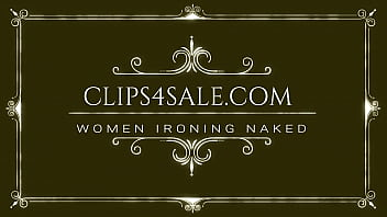 WOMAN IRONING NAKED ON CAM.    VISIT FOR FULL VIDEO   @     NATURAL THAI STAR