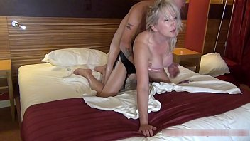 Cougar Christie wants this job, and knows her ass is an asset !!