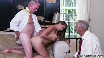 old man taxi xxx ivy impresses with her ample bra stuffers and ass b