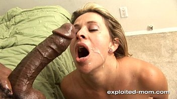 Free milf gallery cougar porn facial Sexy milf fucks big black cock for facial in amateur wife video