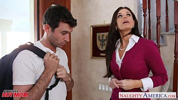 Small titted mom India Summer fucking 9 min