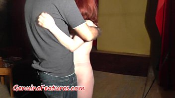 Erotic dance with 18yo asian redhead cutie