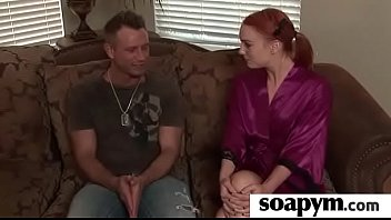 Soapy Massage and Shower Blowjob 11