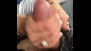 Cheating Wife From Craigslist Strokes My Cock In The Car