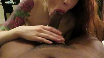 anna deville sucks bbc sloppy