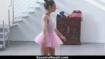 Big boobs in tight tops blog - Exxxtrasmall - tiny ballerina fucks her instructor