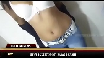 Espn nude reader - Hot desi news reader giving nude updates full video at pornland.in