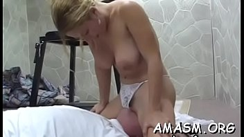 Free streaming femdom videos - Females on obedient dude enjoying smothering and femdom