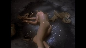 Nudes scenes in aliens Galaxy of terror worm sex scene from official movie