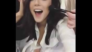 Chloe Bennet - Nipslip on Snapchat - (uploaded by celebeclipse.com)