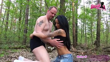 Deutsche teen 18 muss alten Mann outdoor ficken german old man fuck young latina