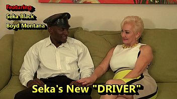 Cum eater milf - Sekas new interracial driver