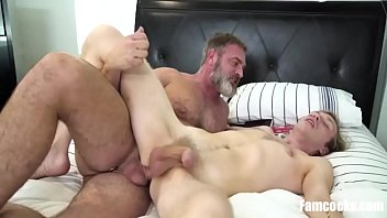 Dad's Magical Dick For Teen Son