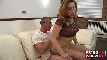 Horny MILF Harmony Rose takes a big cock up both ends
