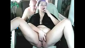 Mature webcam couple Addams-Family: riding my husband's dick to a bright future! ))) Magic milf whore!.. ))