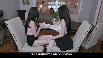 Dyke lesbian pornography erotica Dyked - teen schoogirls tease each other and eat pussy