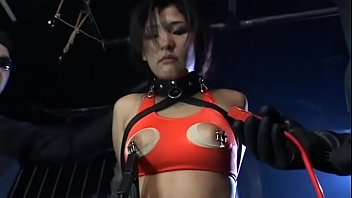Electric breast bump Electro torture asian girl japanese - 23