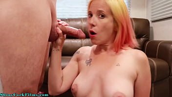 Mom Cuckolds Step Son with His Bully - Jane Cane - Full Video