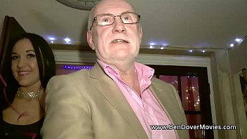Old men with big cock Babe with 60 yr old man at radlett swingers party