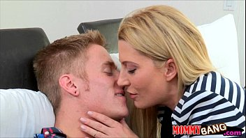 Tight teen Skylar Green crazy 3some with her bf and stepmom
