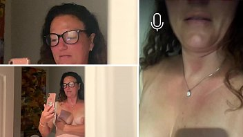 Spying on wife getting off her friend on facetime